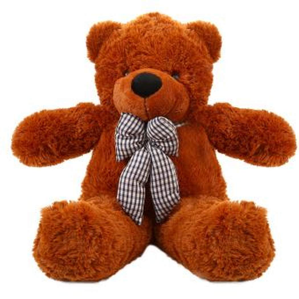 Cute Lamb Stuffed Animals, Dark Brown Giant Teddy Bear 50cm Dabdoobee Gifts Trading