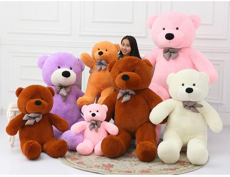 Cute Lamb Stuffed Animals, Giant Red Teddy Bear 50cm Dabdoobee Gifts Trading
